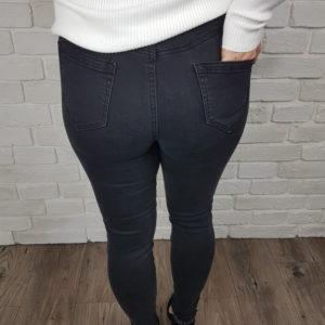 Spodnie jeansowe Black Rockstar