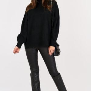 Sweter Oversize Black