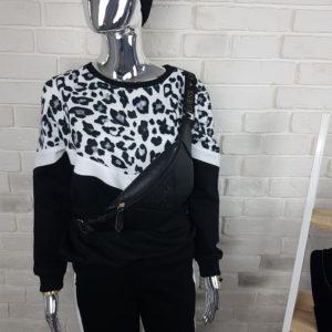 Komplet dresowy Snow Leopard