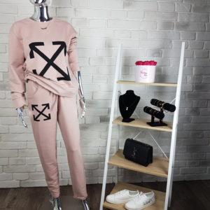 Komplet dresowy Powder Pink